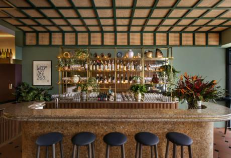 Hot New Bars: Le Bon Funk's natural wine, fab food revives Club St