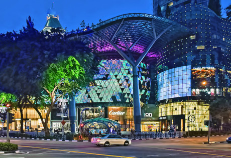 Guide to Orchard Road Singapore