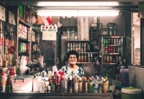 Singapore Hawker Culture | UNESCO cultural heritage list | Hawker centre and hawker food