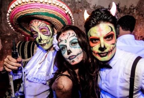 parties in October