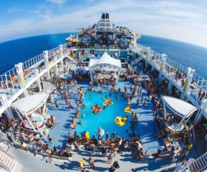 It's The Ship 2018 EDM music festival at sea