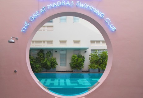The Great Madras hotel