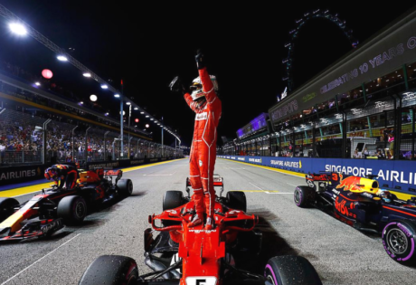 things to do this weekend   Events in Singapore   Singapore Parties   Formula One   F1   Singapore Grand Prix   Weekends in Singapore   Singapore weekend guide