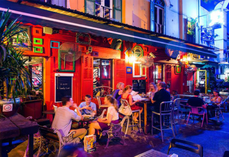 Blu Jaz Cafe | Petition | Live Gigs | Bali Lane | Live Music