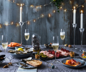 Best Christmas buffets 2018: Alley on 26 at Andaz Hotel Singapore