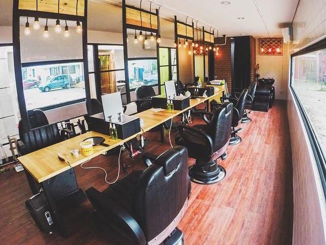 Barber Box Jakarta. Photo Credit: Barber Box