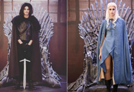 Game of Thrones Splendor Halloween Costume