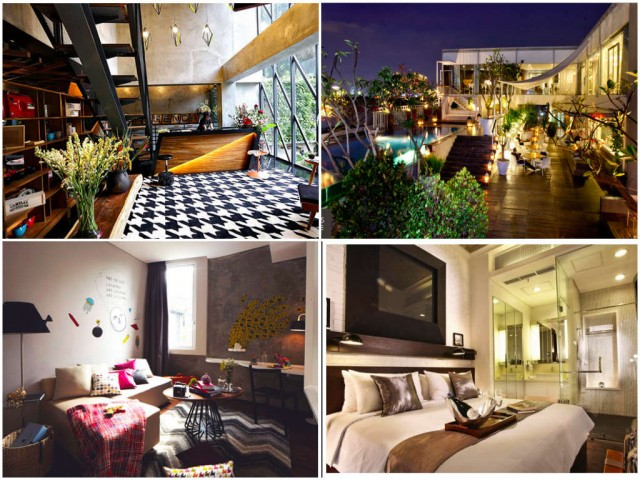 Jakarta 39 s best boutique hotel honeycombers for Unique small hotels
