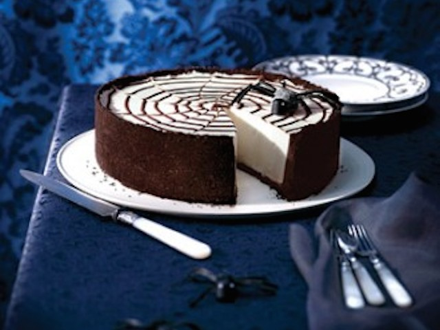 spiderweb cheesecake martha stewart