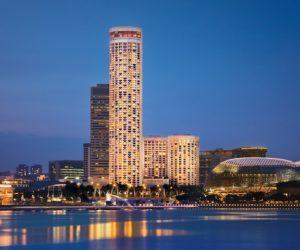 Swissotel The Stamford Staycation | Honeycombers Jakarta