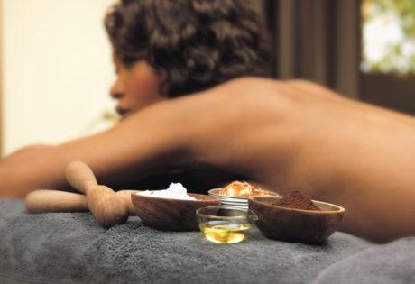 tribal body treatment