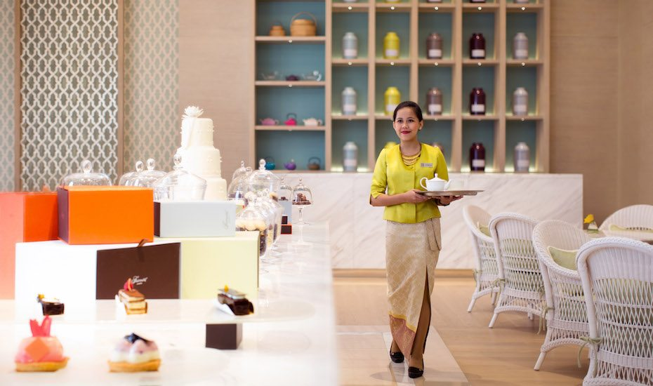 High Tea in Jakarta | Cafes for artisanal tea, scones, pastries, finger sandwiches and more