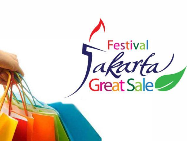 Jakarta Great Sale Festival 2015