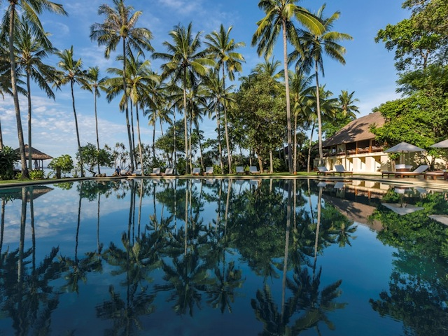 Cool off in Alila Manggis' stunning pool (Credit: Thierry Dehove)