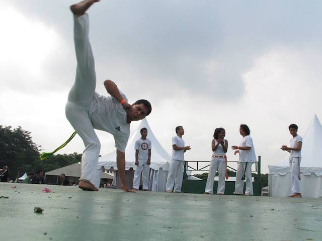 Capoeira with Viva Brazil. Photo Credit: Viva Brazil