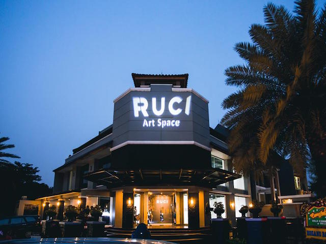 The entrance of RUCI Art Space. Photo Credit: RUCI Art Space.
