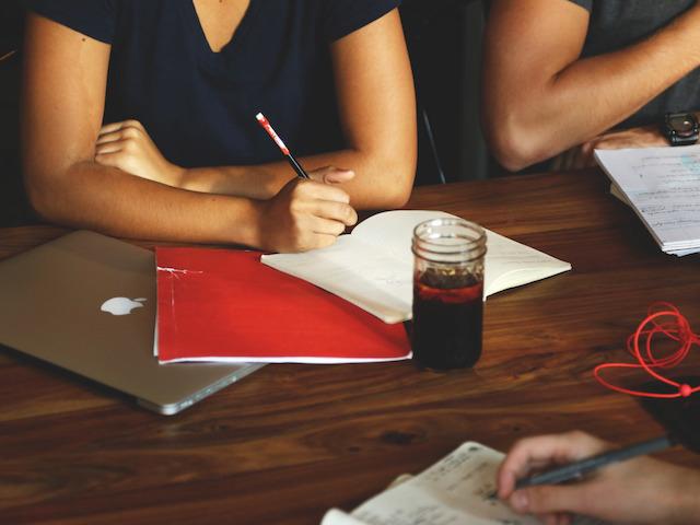Meetings in Jakarta often happen outside the office
