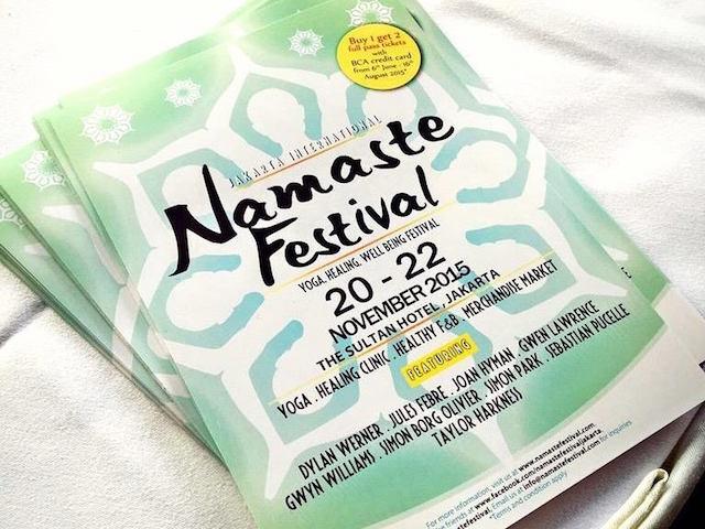 Namaste Festival