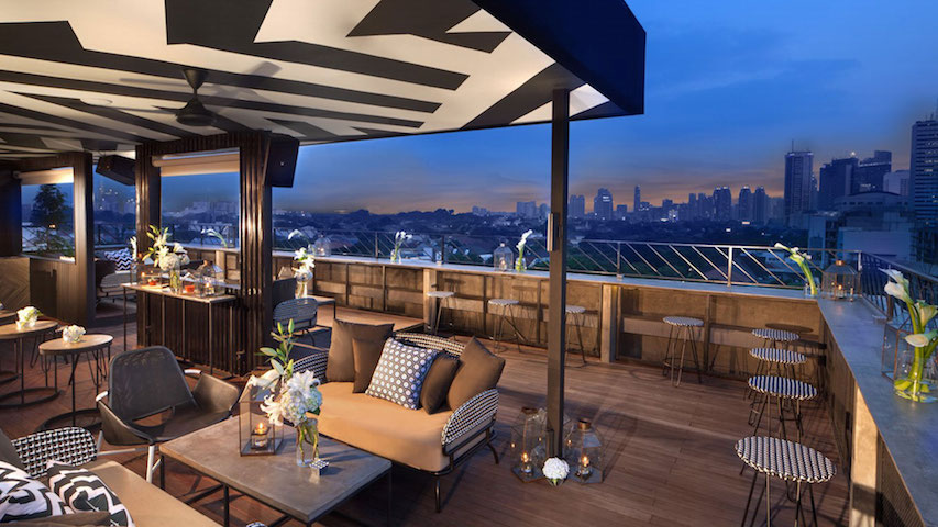 The High Life Our Guide To Jakartas Best Rooftop Lounges
