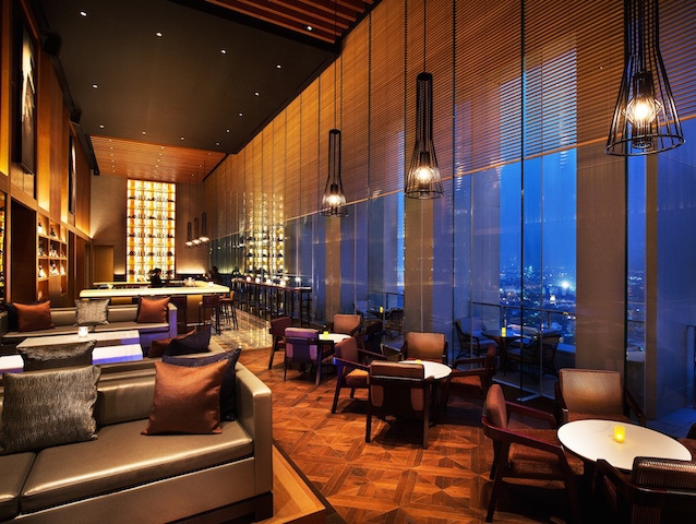 VIEW Gastro Bar. Photo: Fairmont Jakarta