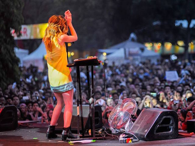 Echosmith at We The Fest 2015. Photo: Courtesy of We The Fest
