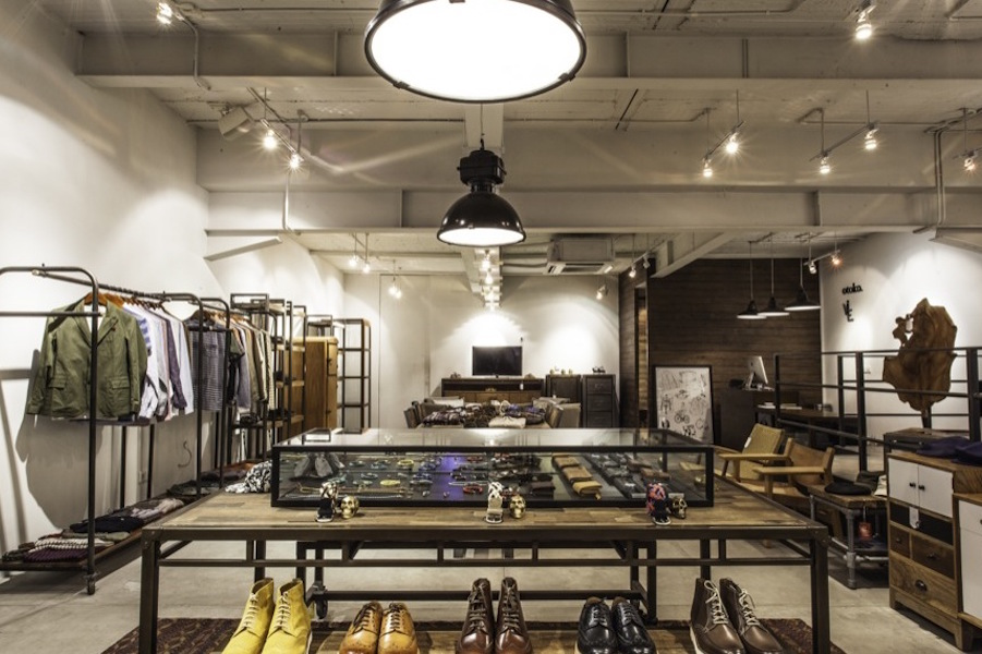 menswear stores
