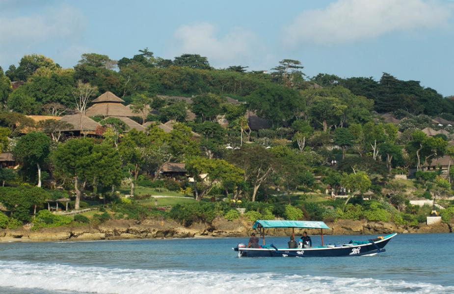 We'll see you again, Jimbaran Bay!