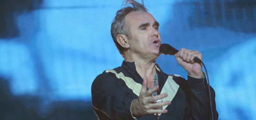 Morrissey Live in Jakarta