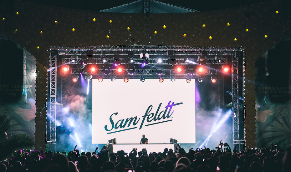 Sunny Side Up Tropical Festival 2016