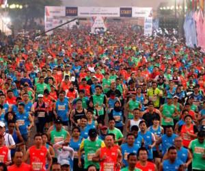 Jakarta Marathon 2016