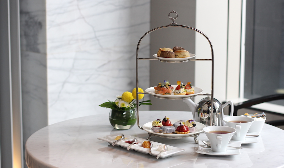 Afternoon Tea in Jakarta: Head to Keraton Lounge for beautiful cakes and pastries by star baker Shaun Teo