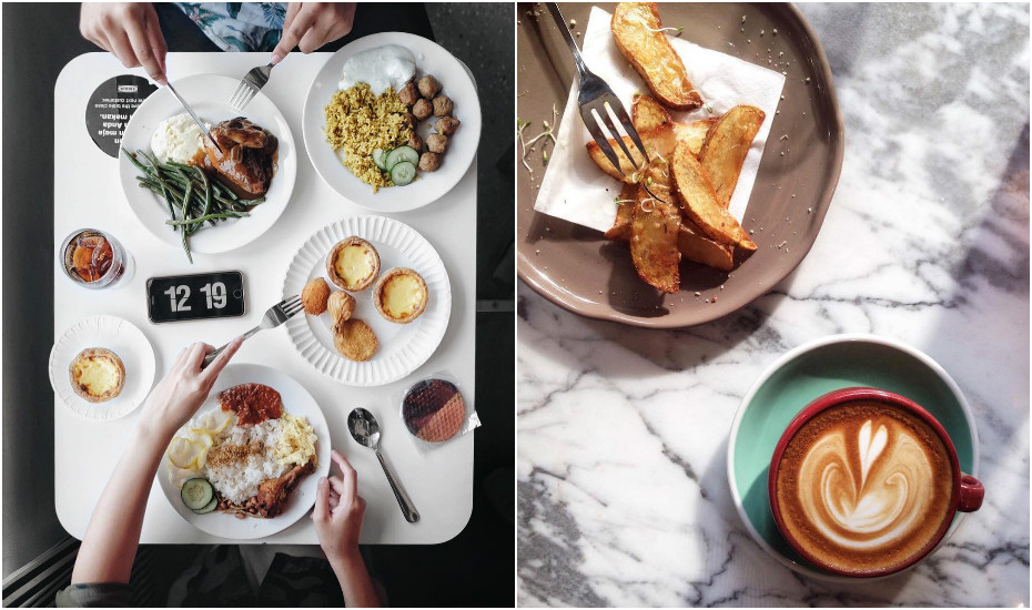 Jakarta's Most Instagrammed Places in 2016