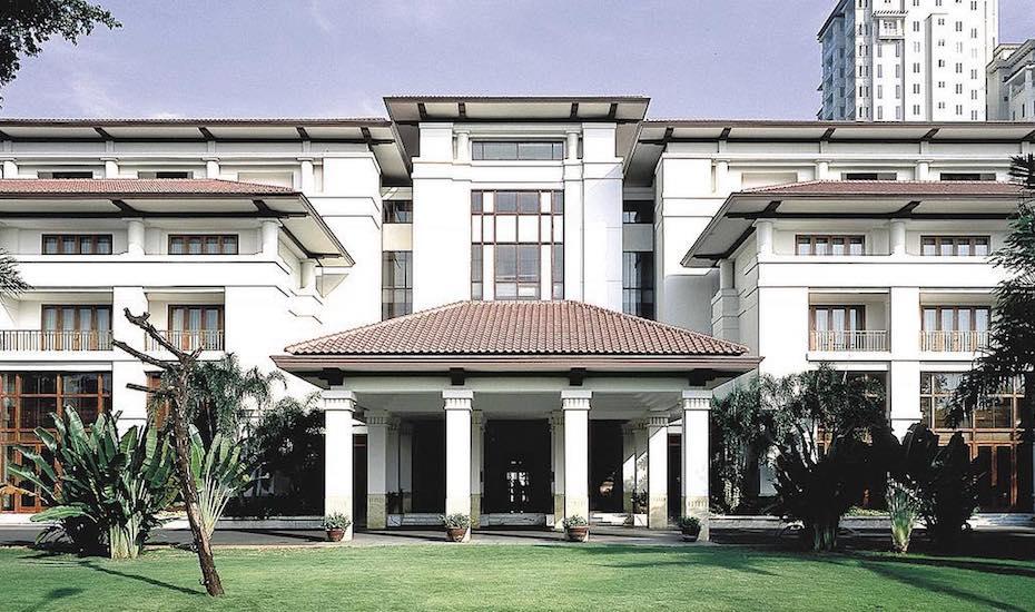 The Dharmawangsa (Exterior)