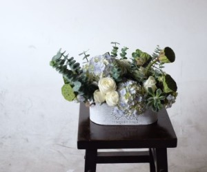 Botanical Organic Styling with Cosa Projects