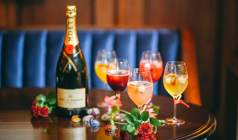 Valentine's Day Dinner in Jakarta: Celebrate a romantic date night with Moet & Chandon's dining pop-up