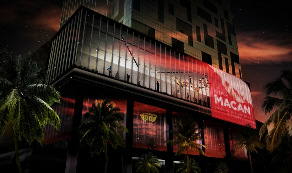 Art galleries and museums in Jakarta: Museum MACAN will be Indonesia's first international modern and contemporary art museum