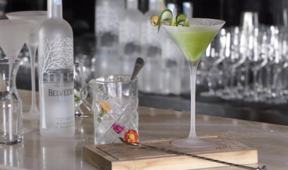 Belvedere Martini Week
