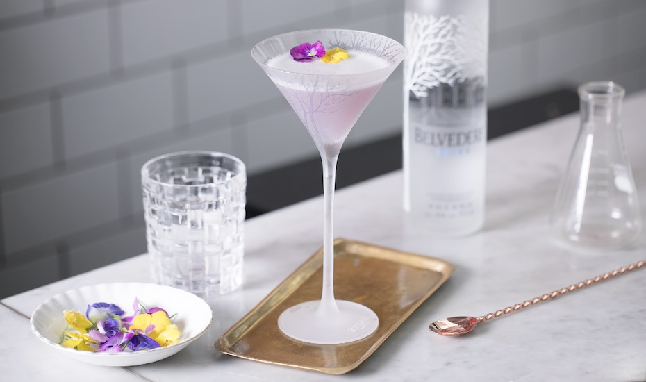Belvedere Martini Week 2017: The city's best bars and restaurants celebrate the world's most classic cocktail with their own bespoke creation