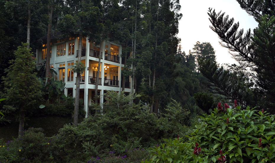 Weekend Getaways from Jakarta: Villa Puncak by Plataran is the perfect destination for a short city break