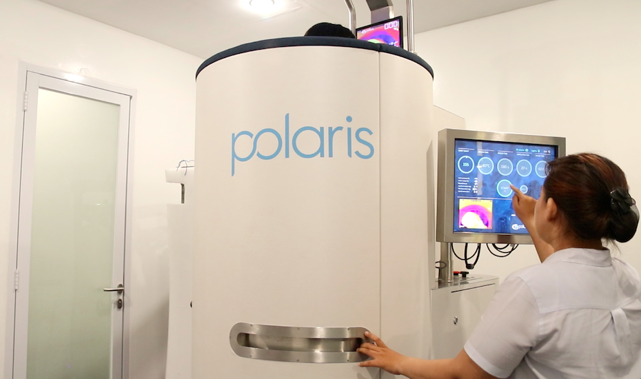 Cryotherapy in Jakarta: Polaris Cryotherapy is a unique wellness clinic offering the coolest spa treatment in town