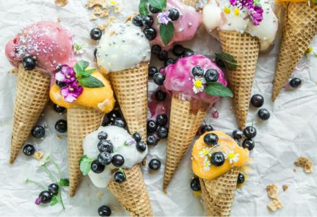 Things to do in Jakarta November Ice Cream Festival