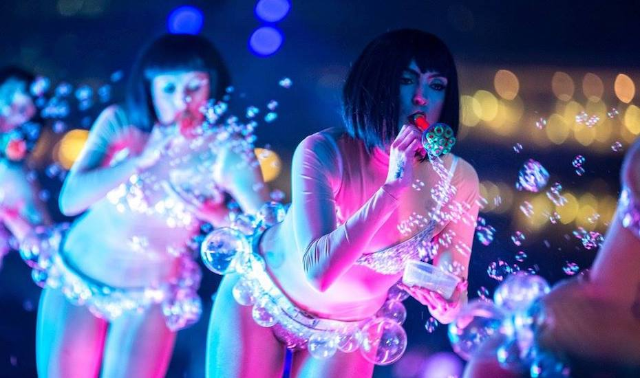 Sensation White is coming to Jakarta: The electronic music festival where the partygoers dress in white is coming to town next year