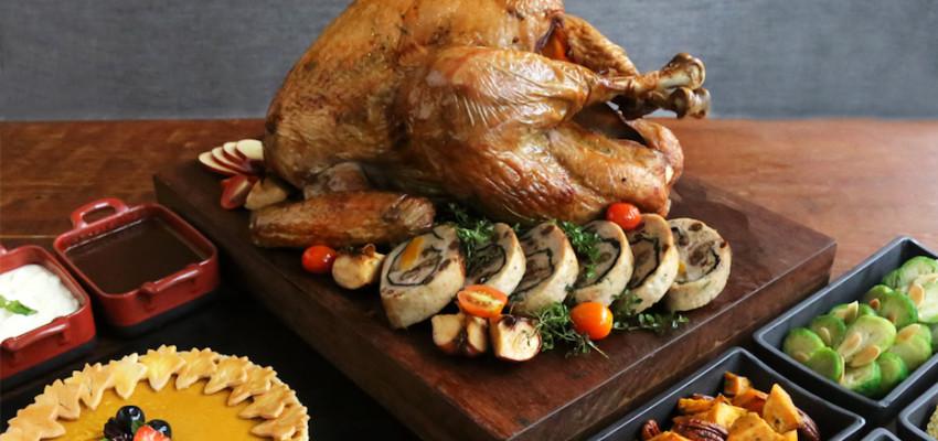 Thanksgiving in Jakarta
