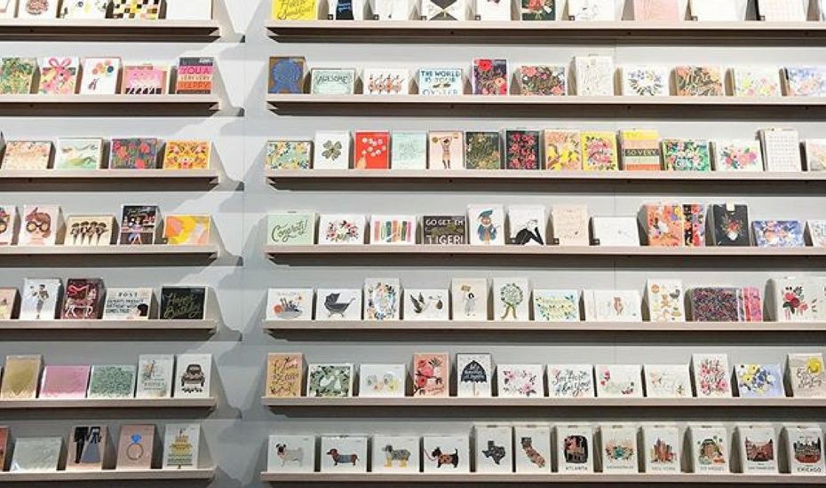 Stationery stores in Jakarta: Where to buy greeting cards for Christmas, Mother's Day, birthdays and other special occasions