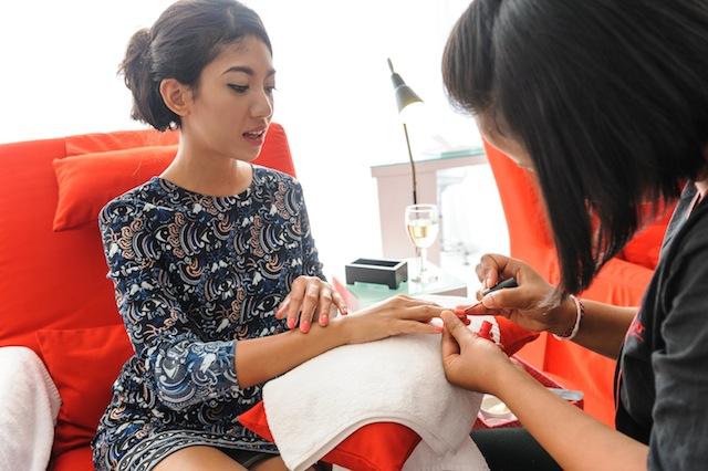 Bali's Best Nail Salons: Glo Spa Bali