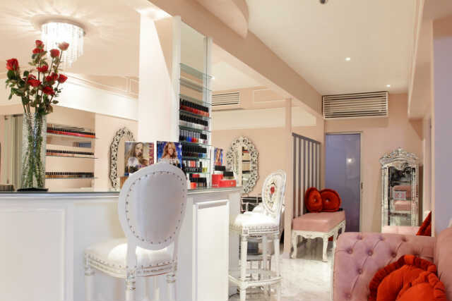 Bali's Best Nail Salons: Lady Marmalade