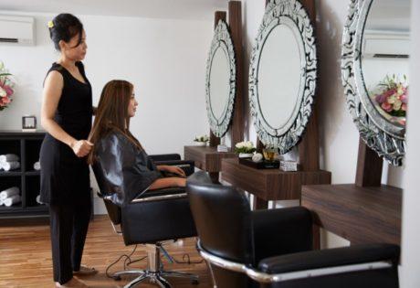 Hair Salon In Seminyak Bali | Kaiana Spa And Salon