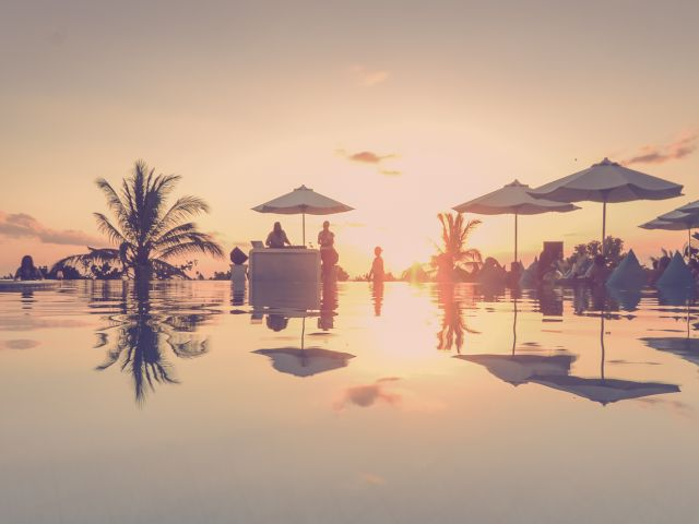 Sunset events: White Magic Sunset