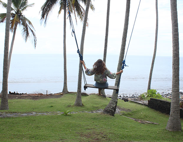 East Bali:  Giant Swing