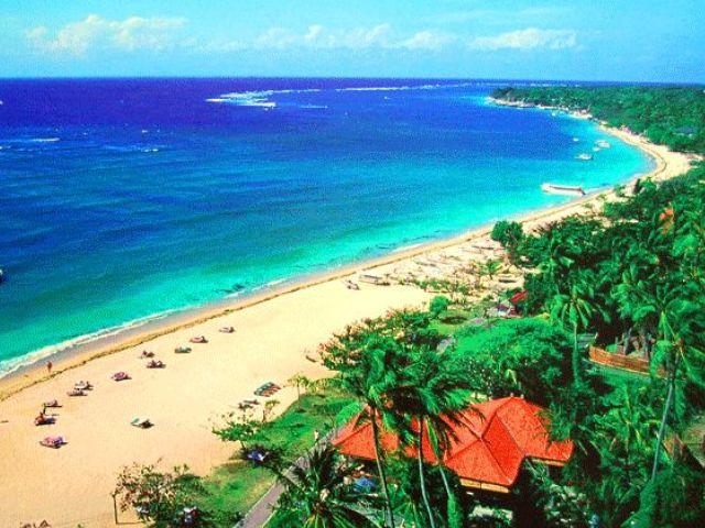 Bali island guide:  Nusa Dua